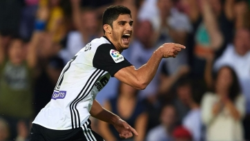 Три клуба претендуют на форварда «Валенсии»