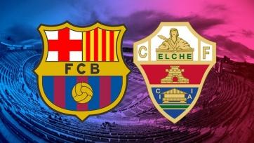 «Барселона» – «Эльче». 24.02.2021. Где смотреть онлайн трансляцию матча