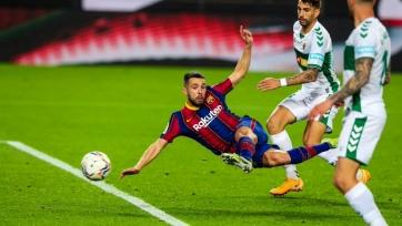«Барселона» - «Эльче» - 3:0. Обзор матча и видео голов