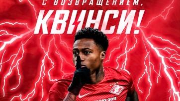 Официально. «Спартак» объявил о переходе Промеса