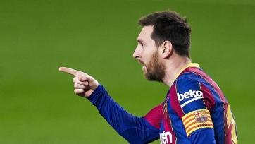 Месси склоняется к тому, чтобы остаться в «Барселоне»