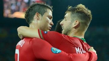 Велозу: «Роналду станет лучшим бомбардиром в истории футбола»