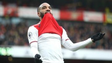 «Монако» активно интересуется форвардом «Арсенала»