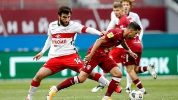 «Рубин» обыграл «Спартак» в матче с двумя удалениями