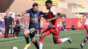 «Монако» переиграл «Брест»