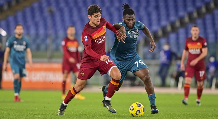 «Рома» - «Милан» - 1:2. Обзор матча и видео голов