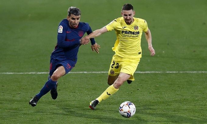 «Вильярреал» - «Атлетико» - 0:2. Обзор матча и видео голов