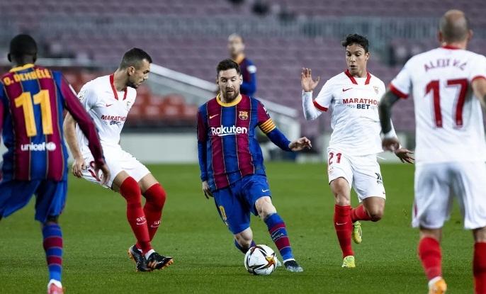 «Барселона» - «Севилья» - 3:0. Обзор матча и видео голов
