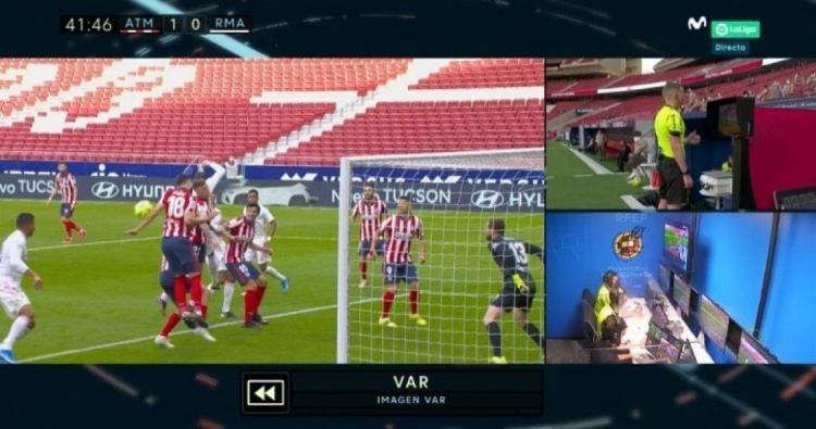 «Атлетико» – «Реал Мадрид» – 1:1. Текстовая трансляция матча