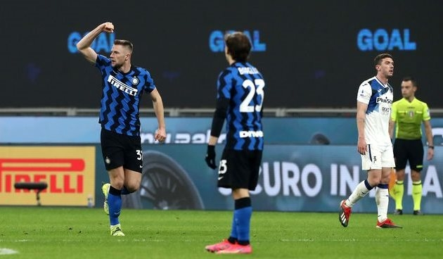 «Интер» - «Аталанта» - 1:0. Обзор матча и видео голов