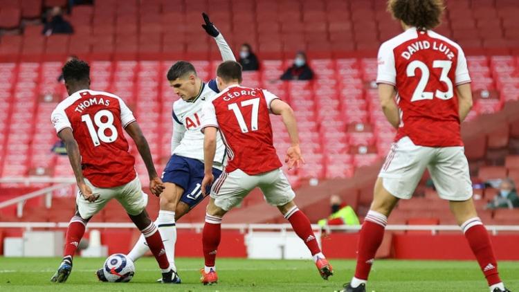 «Арсенал» - «Тоттенхэм» - 2:1. Обзор матча и видео голов