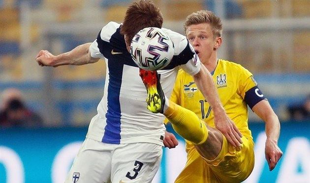 Украина – Финляндия – 1:1. Обзор матча и видео голов