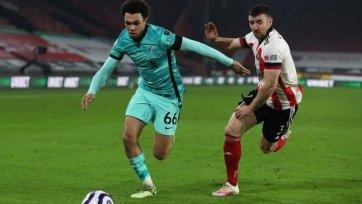 «Шеффилд Юнайтед» - «Ливерпуль» - 0:2. Обзор матча и видео голов