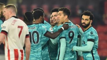 «Ливерпуль» отметился 7000-м голом в «элите» чемпионата Англии
