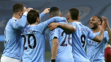 «Манчестер Сити» по-крупному разобрался с «Вулверхэмптоном»
