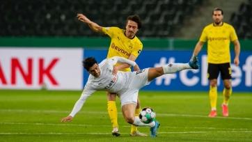 «Боруссия» Дортмунд вышла в полуфинал Кубка Германии