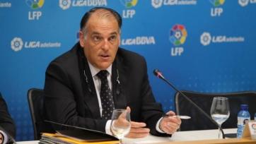 Тебас: «Мбаппе и Холанду будет сложно перейти в Ла Лигу летом»