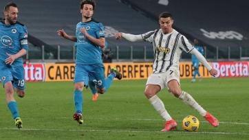 Роналду отметился увлекательным достижением среди всех игроков топ-5 евролиг текущего сезона
