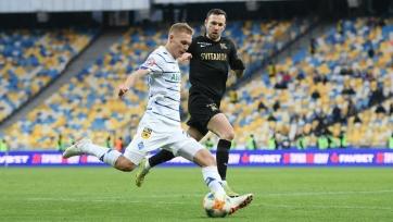 «Динамо» с большим трудом вышло в полуфинал Кубка Украины