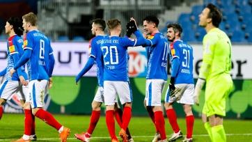 «Хольштайн» стал вторым полуфиналистом Кубка Германии