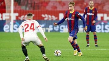 «Барселона» – первый финалист Кубка Испании