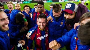 «Барселону» ждет 43-й финал Кубка Испании