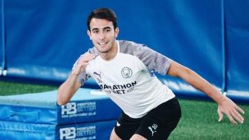 Эрик Гарсия согласился перейти в «Барселону»
