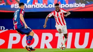«Атлетик» Бильбао в экстра-тайме вырвал путевку в финал Кубка Испании