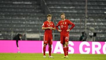 «Бавария» совершила невероятный камбэк и обыграла в дерби «Боруссию» Д