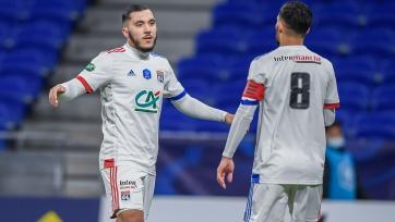 «Лион» прошел в 1/8 Кубка Франции