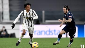 «Ювентус» в непростом поединке обыграл «Лацио»