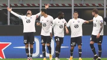 «Лилль» и «Анжер» легко вышли в 1/8 финала Кубка Франции