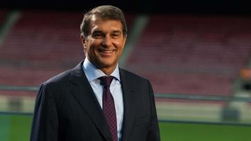 Лапорта лидирует в голосовании на должность президента «Барселоны»