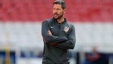 Симеоне: «До конца сезона еще много матчей»