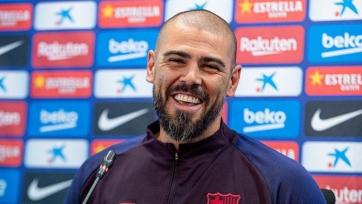 Вальдес вернется в «Барселону»