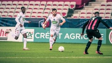 «Монако» вышел в 1/8 финала Кубка Франции
