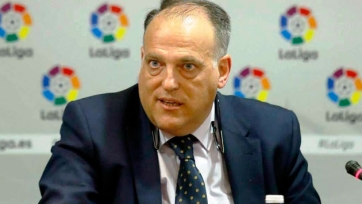 Тебас: «Уход Роналду из «Реала» – решение клуба»