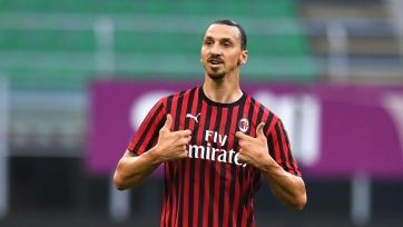 Источник: Ибрагимович продолжит карьеру в «Милане»