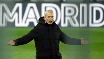 Зидан: «Мы должны не сходить с ума из-за команд, играющих так оборонительно»
