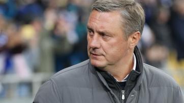 Хацкевич в неведении своего увольнения из «Ротора»