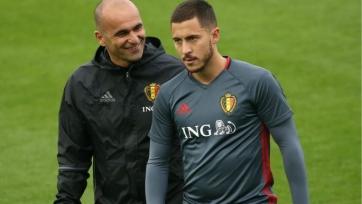 Мартинес: «Азар станет лучшим игроком на Евро»