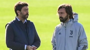 Пирло поругался с президентом «Ювентуса» после поражения от «Беневенто»