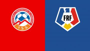 Армения - Румыния. 31.03.2021. Где смотреть онлайн трансляцию матча