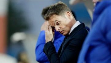 Де Бур раскритиковал тактику игры сборной Гибралтара