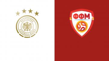 Германия – Северная Македония. 31.03.2021. Где смотреть онлайн трансляцию матча
