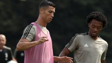 Куадрадо: «Роналду – один из лучших в мире»