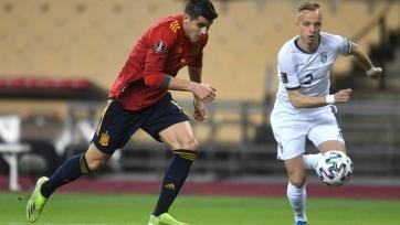 Испания победила Косово, Украина не смогла обыграть Казахстан, Англия одолела Польшу