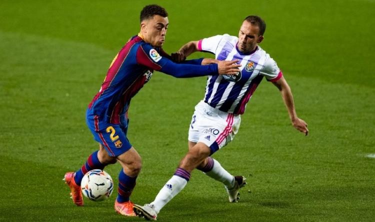 «Барселона» - «Вальядолид» - 1:0. Обзор матча и видео гола