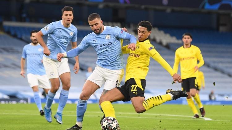 «Манчестер Сити» – «Боруссия» Д – 2:1. Обзор матча и видео голов
