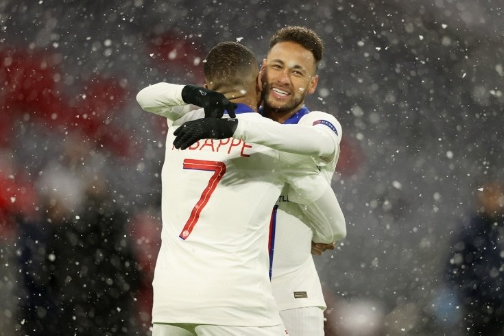 «Бавария» – «ПСЖ» – 2:3. Обзор матча и видео голов